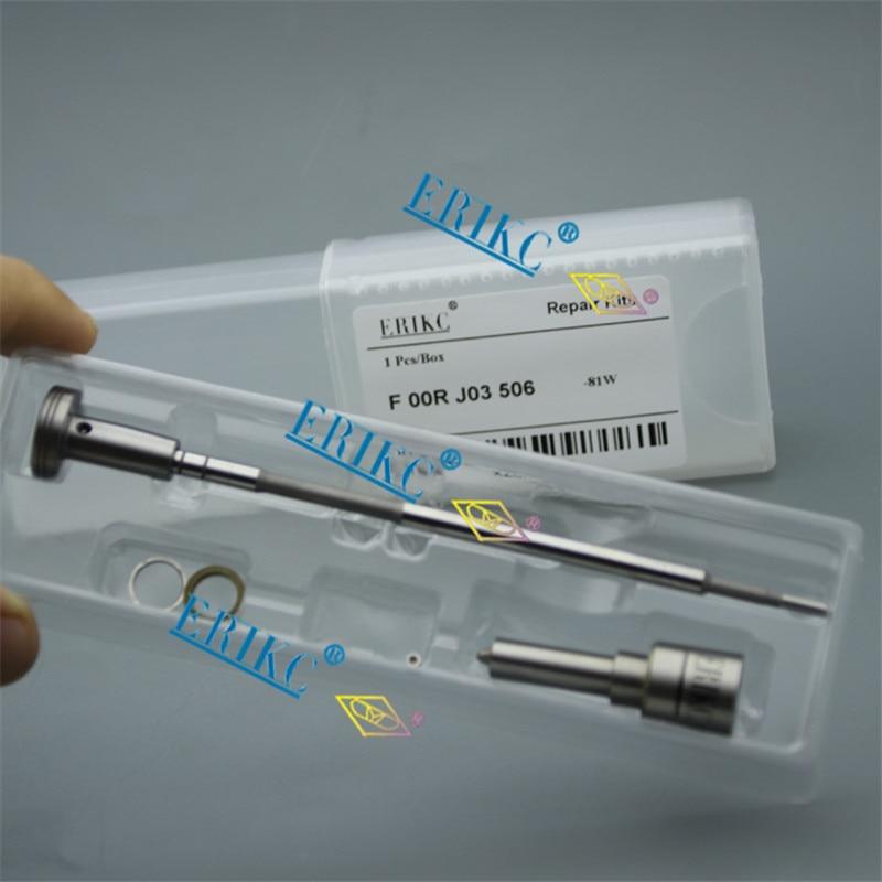 ERIKC F00RJ03506 CR Overhaul Kits F 00R J03 506 Nozzle DLLA153P2189 Injector Repair F00R J03 506 for 0445120232/ 0445120309|overhaul kit|common rail|common rail repair kit - title=