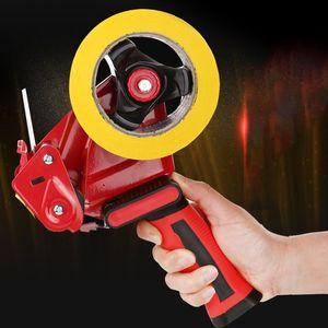 Image 2 - Outil demballage manuel résistant de Machine de coupeur de colis demballage de cachetage de distributeur de pistolet de bande