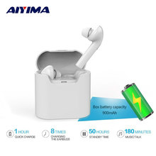 AIYIMA Mini Audifonos Bluetooth 4.2 Earphone Headset Wireless Headphones For Iphone 5/6/6s Iphone 7 Fone De Ouvido Bluetooth