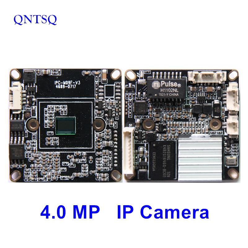 где купить IP Camera 4MP,OV4689+3516D CMOS IP Camera Module,IP PCB board DWDR+ONVIF по лучшей цене