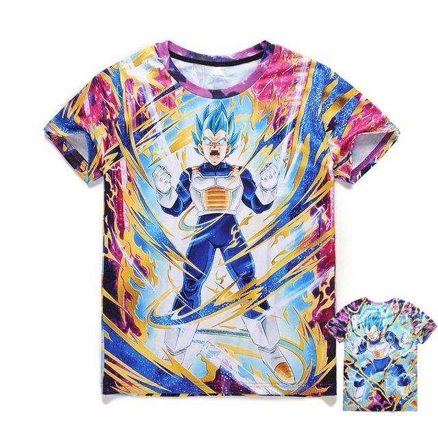 2018 Dragon Ball Super Graphic Tees