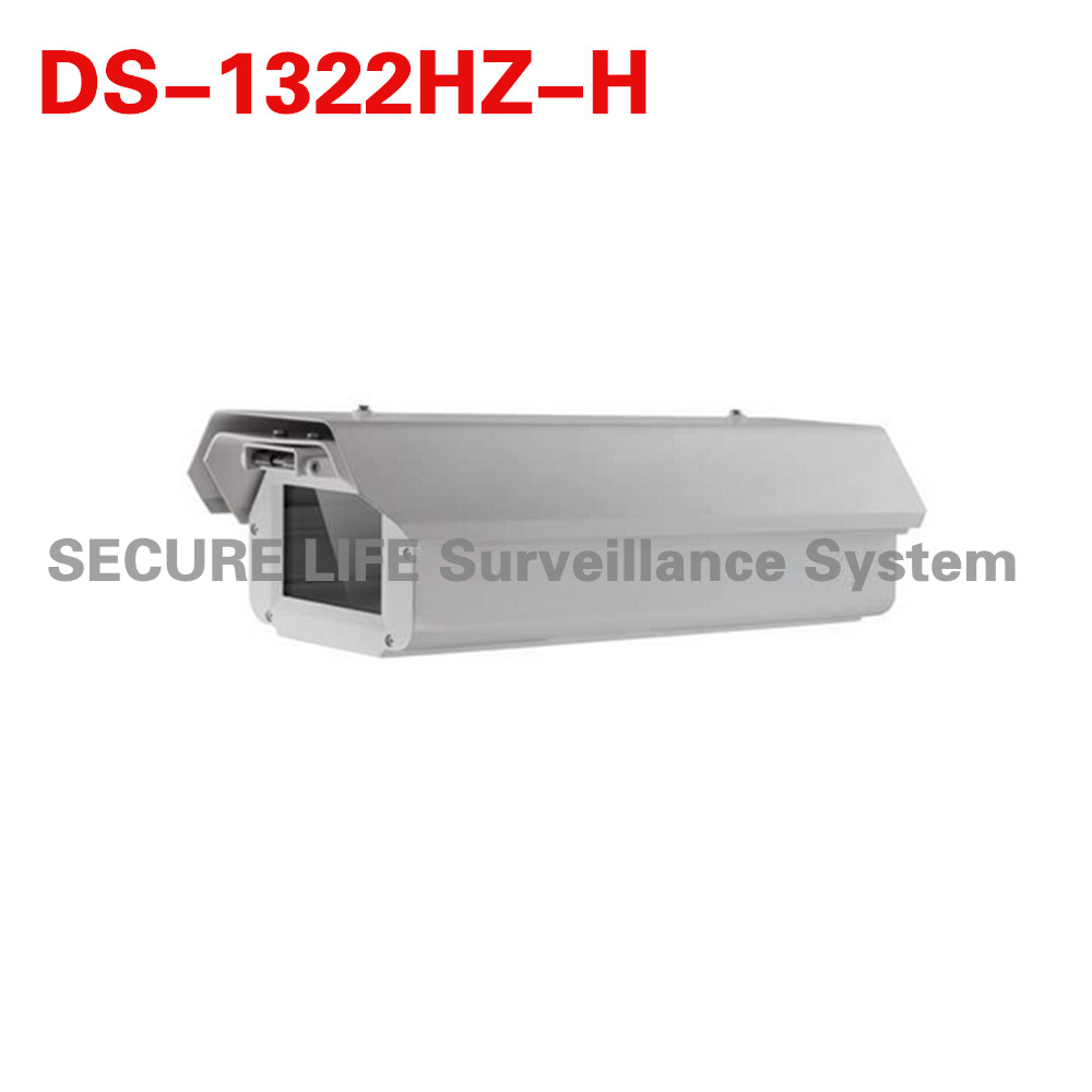 DS-1322HZ-H CCTV Camera outdoor housing with heater ds 1322hz c replace ds 1321hz ds 1311hz cctv camera outdoor housing with fan sun shading cover ip camera metal housing