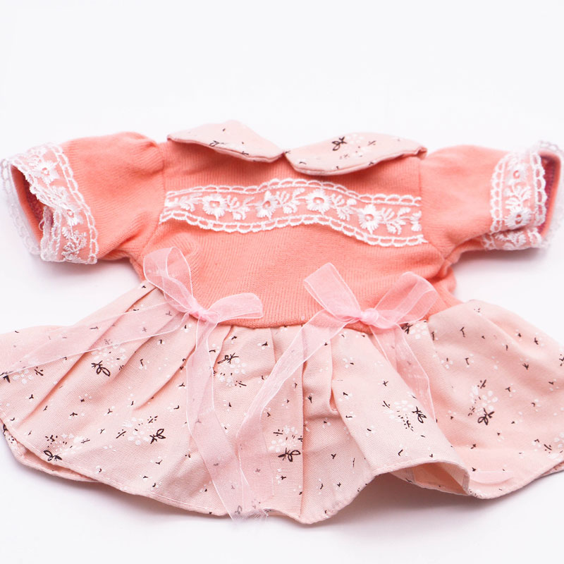 Clothes For Doll Princess Skirt Dress For 48cm Girl Doll Accessory Toys For Girl Toys For Children Baby Doll Accessories