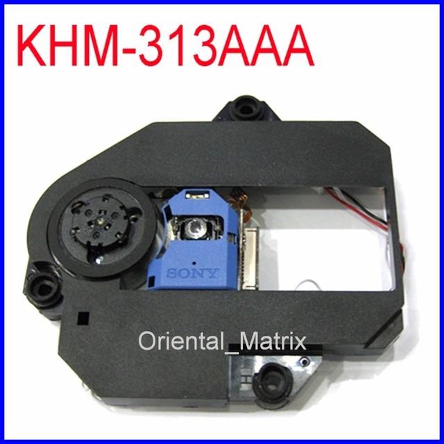 Free Shipping Original KHM-313AAA EVD520 Optical Pick UP Mechanism KHM313AAA DVD Laser Lens Block Optical Pick-up