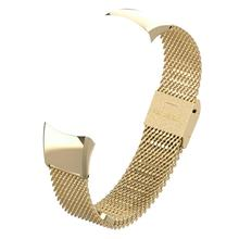 Replacement Band Metal Steel Waterproof Watch Strap Wristband for Huawei Honor 4 Smart Bracelet