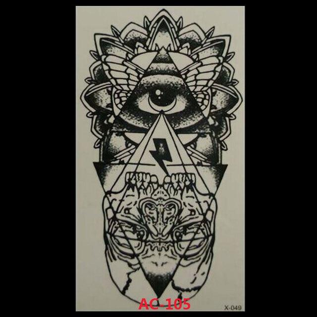 Ojo De Dios Tatuaje Sfb