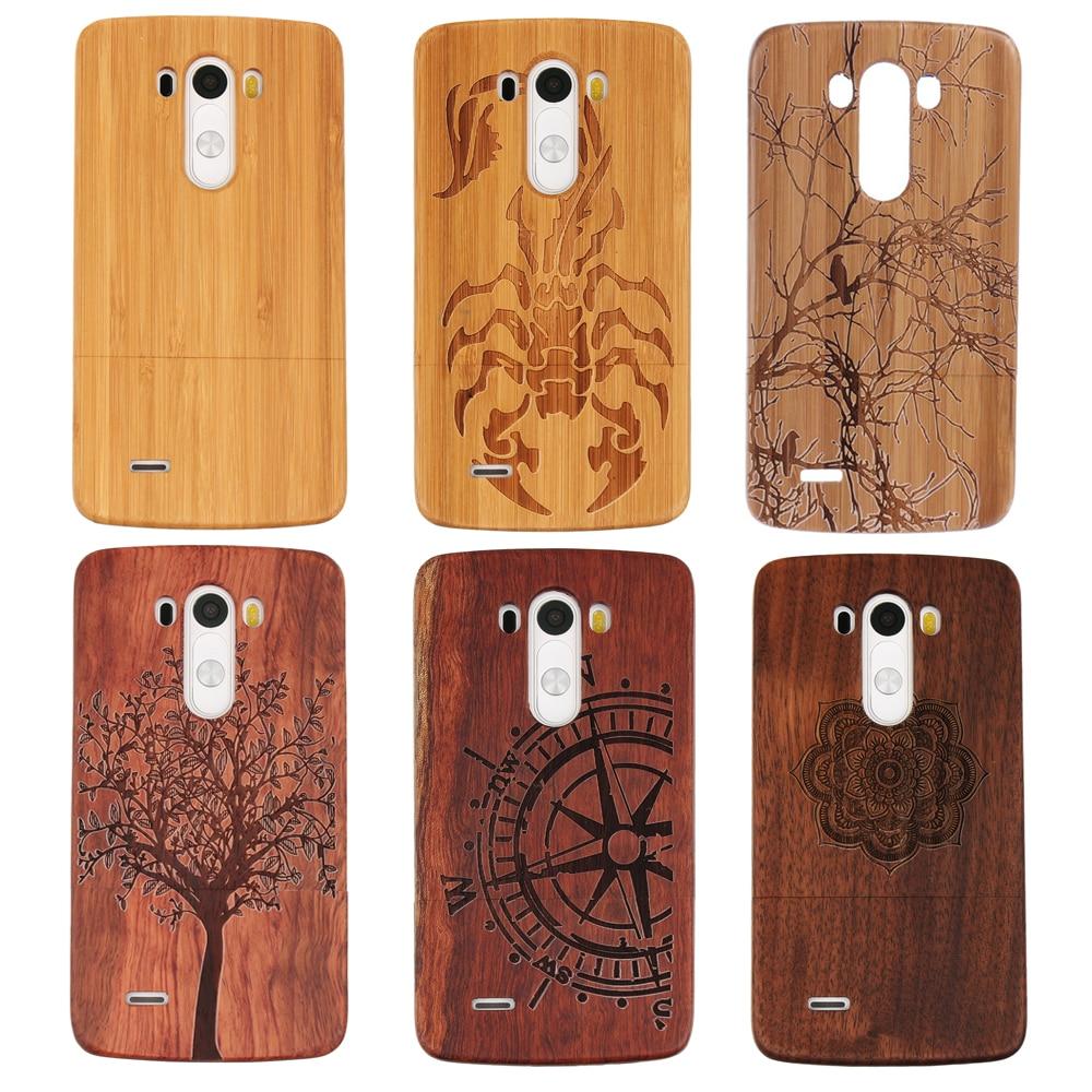 Kerajinan Hard Case Dari Bambu