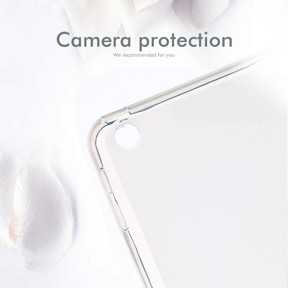 """ТПУ чехол для huawei MediaPad M6 10,8 """"2019 Coque мягкая задняя крышка для huawei M6 10,8 дюймов водонепроницаемый противоударный чехол"""