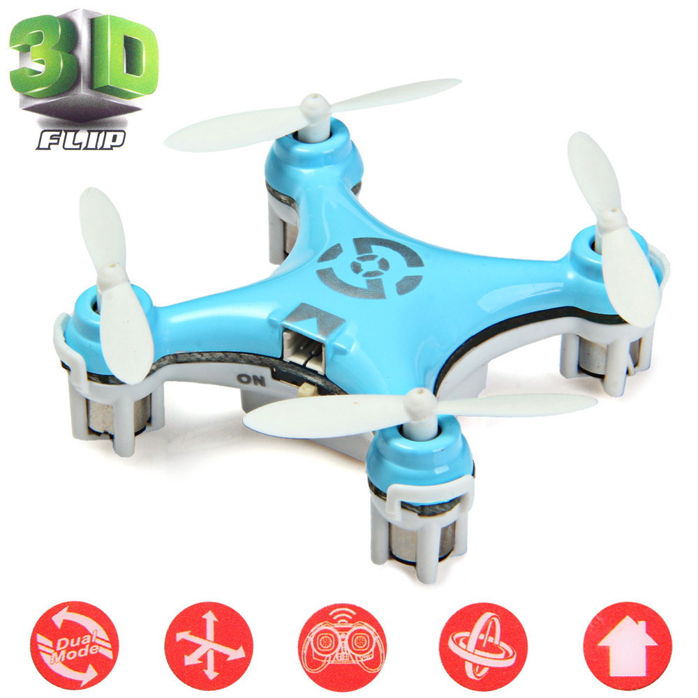 Cheerson CX-10 Nano RC Drone 4CH 6 Axis Gyro 2.4G RC Quadcopter Hovering Speed Switch LED Light Wireless Remote Control Aircraft free shipping cheerson cx 22 rc drones 6 axis 5 8g fpv remote control quadcopter