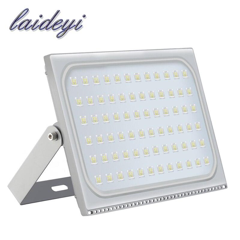 LAIDEYI Ultra Lumineux LED Projecteur 500 w Chaud/Froid Blanc D'inondation Éclairage LED D'inondation Lumière IP65 Étanche Sécurité Extérieure lumière