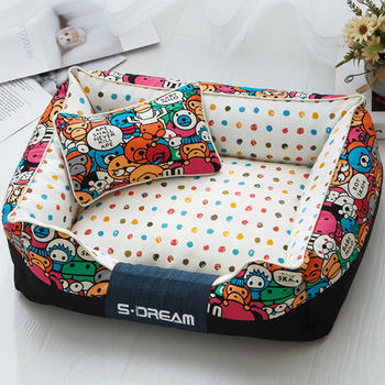Colorful Waterproof High Quality Pet Beds for Cats and Dogs Beds & Sofas
