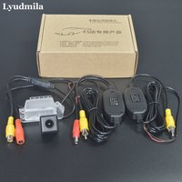 Lyudmila Wireless Reverse Camera For Ford Grand C Max C Max CMax MK2 2010~2016 Car Rear view Camera / HD CCD Night Vision