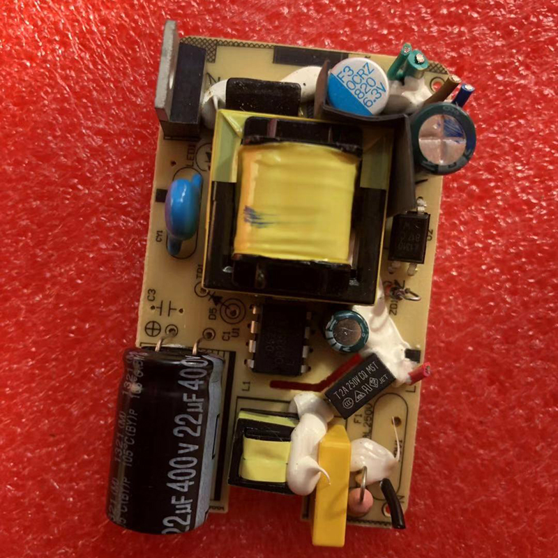 Smps Power Supply Regulator Schematic Circuit Diagram