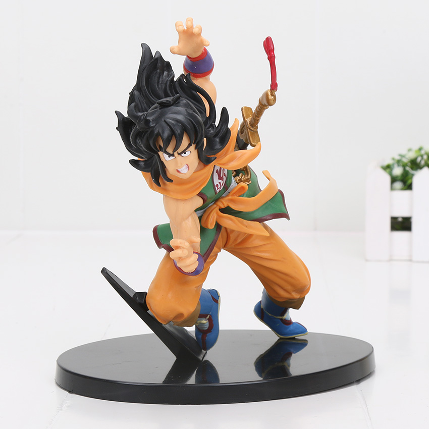 Dragon Ball Z Yamcha Figure SCultures Tenkaichi Budoukai 4 Collection New in Box