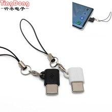 TingDong USB-C type-C к Micro USB адаптер для зарядки данных для huawei usb 3,0 конвертер данных для зарядки для samsung для Oneplus