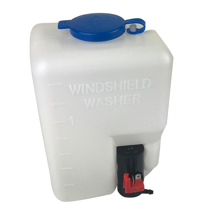Car Windshield Washer Reservoir Pump Bottle Kit 12V 1.5L High Pressure Electric Diaphragm Pump For Car Professional Water Pump