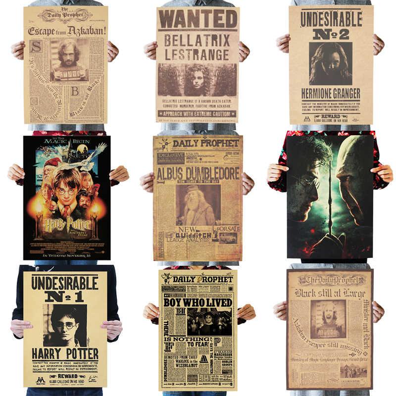 DLKKLB الشهيرة رواية الفيلم الكلاسيكي المشارك خمر كرافت الرجعية المشارك ملصقات جدار لوحات الديكور 42x30 سنتيمتر ديكور غرفة المنزل