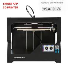 Full Assembled Smart 3D Printer Wifi 3D Printing App 4 3 Color Touch Screen 300x180x180mm Break