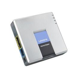 Быстрая Бесплатная Доставка! незаблокированные SPA3000 spa 3000 VoIP FXS VoIP телефонный адаптер голосового IP телефонный адаптер
