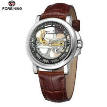 Special Creative Mens Watches Luxury Famous Designers Transparent Dial Mechanical Watch Women Steampunk Automatic Watches Gifts