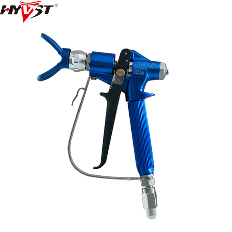 Professional Airless paint spray gun gr type with 4050Psi sprayer nozzle Machine Paint No Gas Guard цена