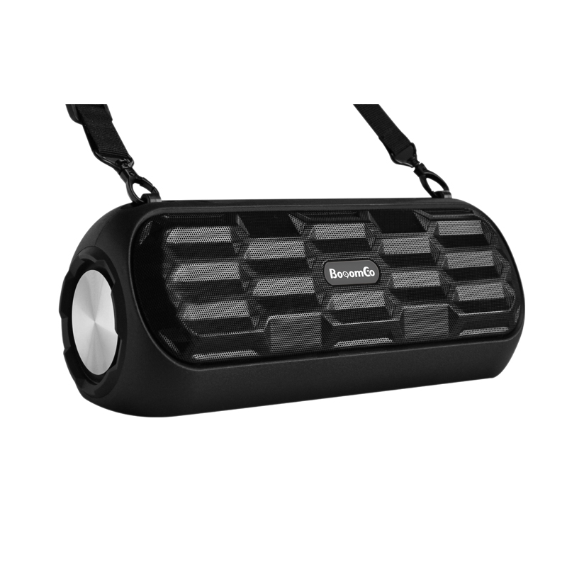 Portable Bluetooth speaker Wireless speaker full-range dual-speaker immersive stereo design heavy bass 3D stereo Music surround