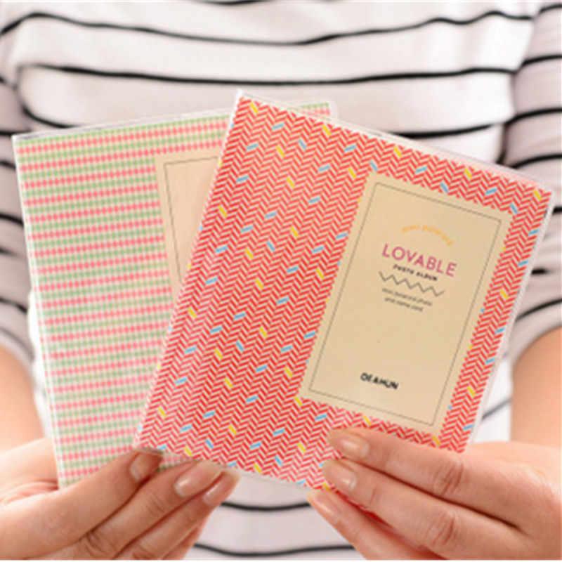 NEW 64 Pockets Mini Instant Polaroid Photo Album Picture Case for Fujifilm Instax Mini Film 7s 8 25 50s 90 instax mini album