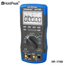 HoldPeak HP-770D Multimeter