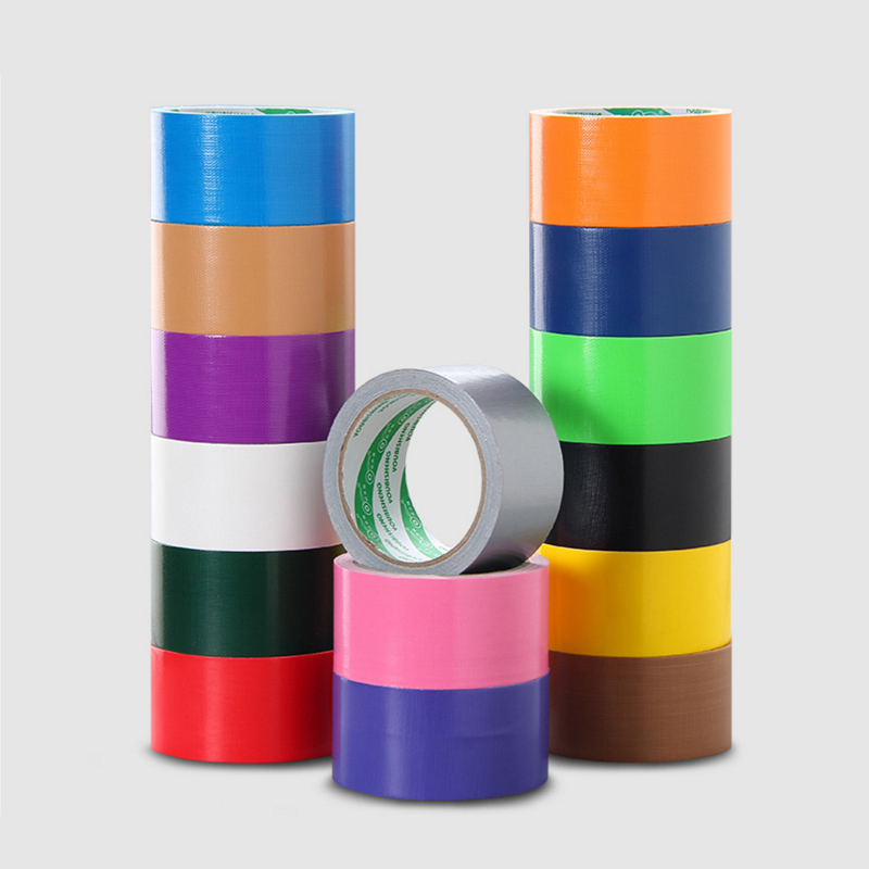 Colour Cloth Tape,single Surface,strong Waterproof,high Adhesive Carpet Tape,for Heavy Duty