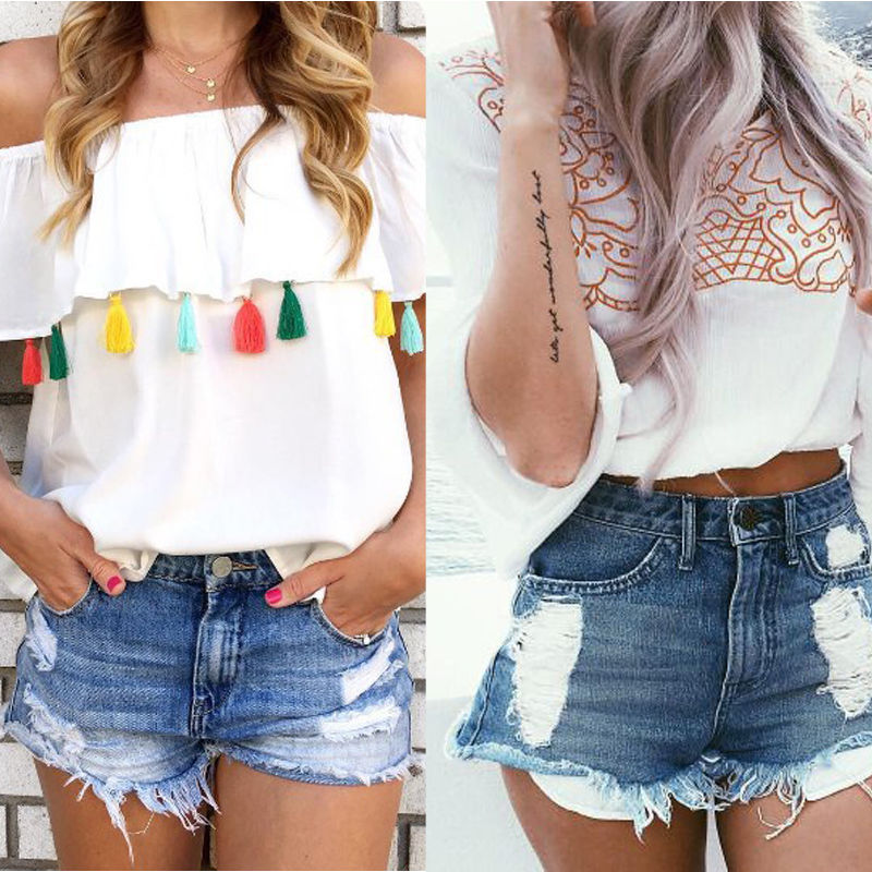 Online Get Cheap Juniors Jean Shorts -Aliexpress.com | Alibaba Group