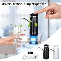Bezprzewodowy automatyczne elektryczny przenośny dystrybutor wody dozownik z pompką galon butelka wody pitnej z przełącznikiem w Dyspozytory wody od AGD na