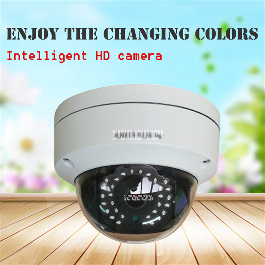 цена на New model 4MP 4.0MP IP POE Outdoor dome camera waterproof web webcam cam DS-2CD2142FWD-IS replace DS-2CD2145F-IS DS-2CD3145F-IS