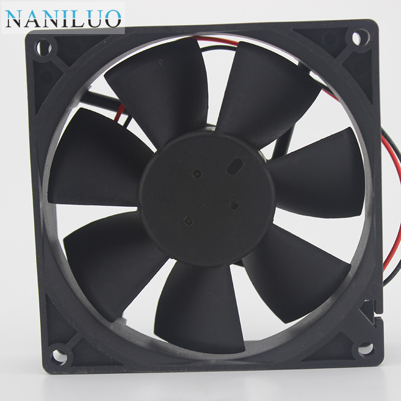 NANILUO Free Delivery.AFB0924HB DC 24 v 0.45 A <font><b>90</b></font> * <font><b>90</b></font> * <font><b>25</b></font> mm 9 cm converter cooling fan image