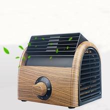 Mini Fan usb ventilator Portable Desktop Fan Without Vane Fan Device Cooler Fan Soothing Third Gear Wind For Home/Office