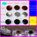 10PCS soft Camera Release shutter button 3 Color Concave/Flat/Convex for Fujifim x100 x10 X-Pro1 m6 m8 m9 x-e1 x-e2 accessories
