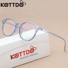 f62f3a1ec964b 2019 Nova Retro Óculos de Miopia Quadro Homens Óculos de Leitura Redondos Óculos  Armações de Óculos de Olho para As Mulheres .