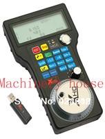 Cnc Handwheel Wireless Electronic Handwheel MPG Pendant Handwheel USB Mach3 For CNC Milling Machine