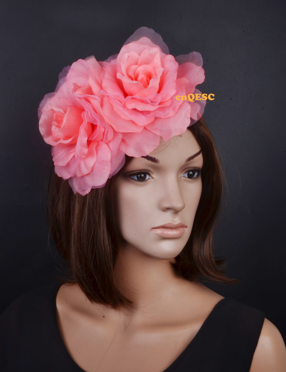 Kentucky Derby Hairstyles Online Get Cheap Pink Kentucky Derby Hat Aliexpresscom Alibaba