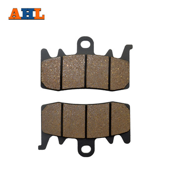 AHL Motorcycle Brake Pads Front Disks For BMW R 1200 GS (K5D) R 1200 GS Adventure R 1200 RT Motorbike Parts FA630 image