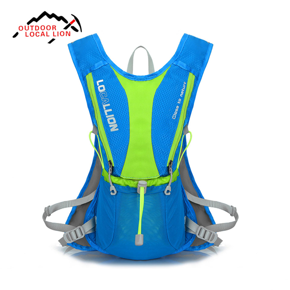 orange Blue Corsa Dell'acqua Sacchetto Della Gray purple red Escursionismo Locale Green blue black Vescica Green 5l Lion Arrampicata Spalla rose Zaino Ciclismo Bicicletta Del Bici Black With black Sport qw4xYnU76x
