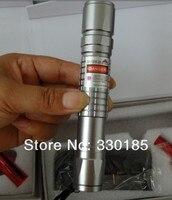 Avcılık el feneri 405nm yüksek güç odaklanabilir mor mavi lazer pointer/UV Mor lazer meşale Yanık Maç ve sigara + şarj