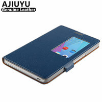 Genuine Leather For Huawei MediaPad X2 Case 7 0 Inch Cowhide Protective Smart Cover Tablet Honor