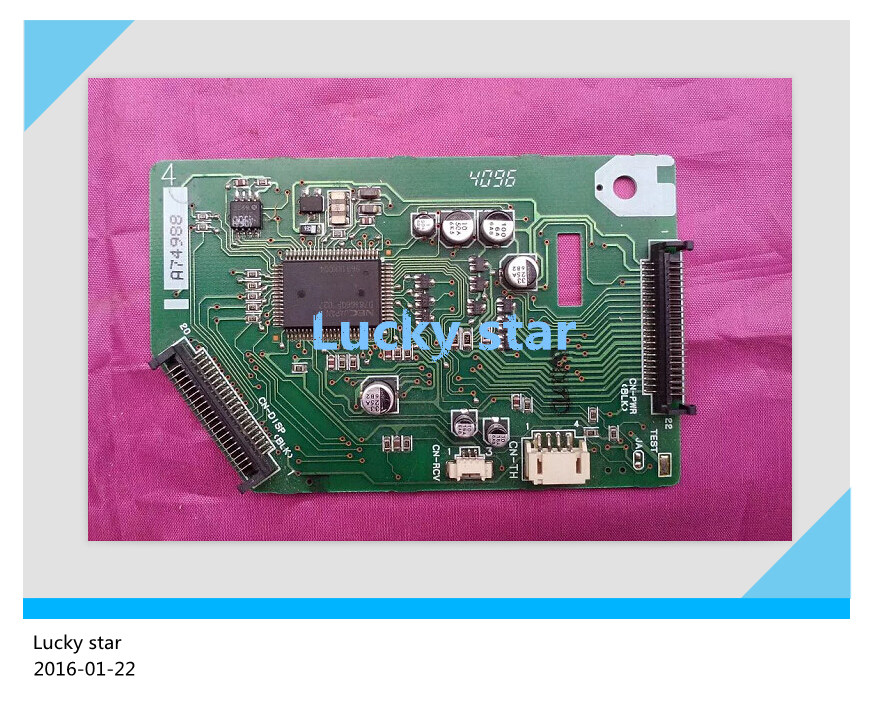 95% new for panasonic Air conditioning computer board circuit board A74988 good working купить