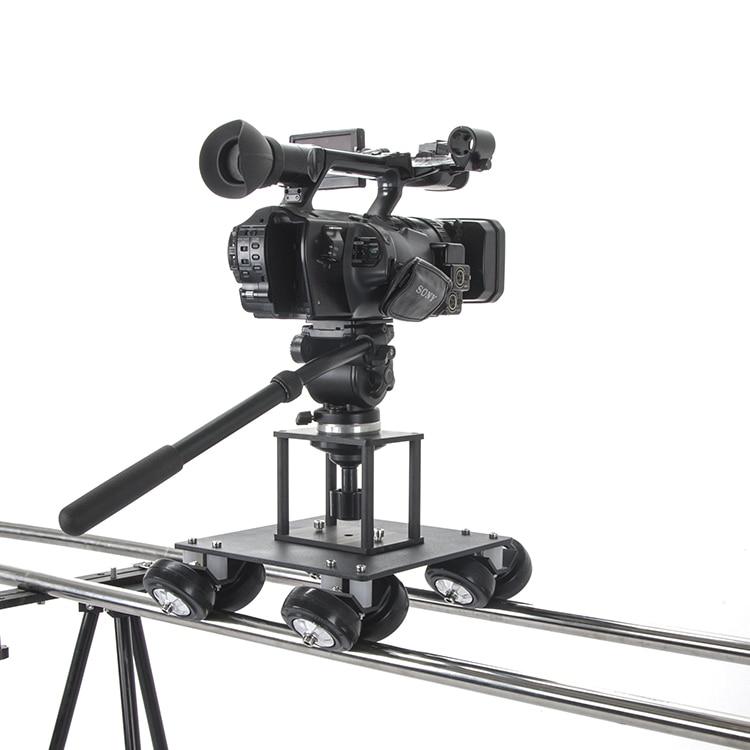 2.7 Meters Professional Movie Camera Manual Mini Slider Rails Film Track Video Dolly Slideway