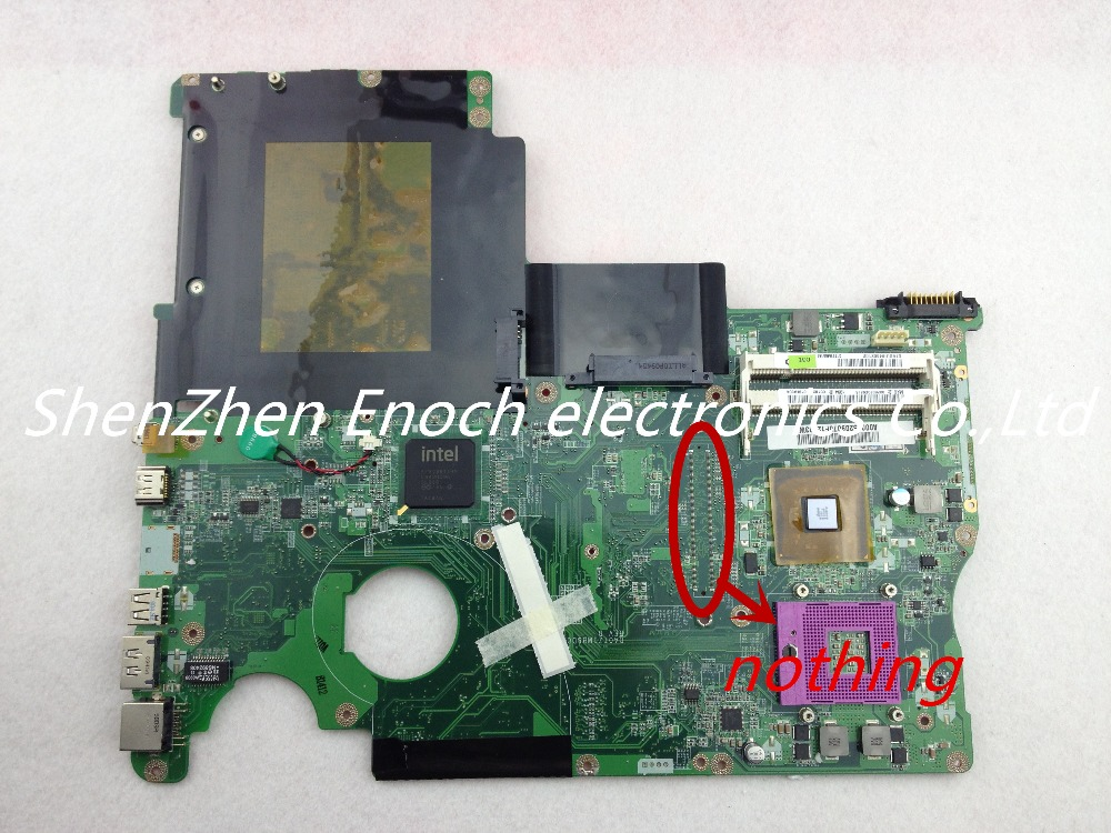 A000052090 For Toshiba Satellite X500 X505 P500 Laptop Motherboard Integrated GM45 DA0TZ1MB8D0