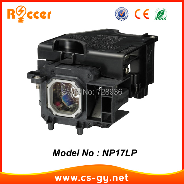 Replacement Compatible Projector Lamp Module Bulbs NP17LP for NEC M300WS/M350XS/M420X