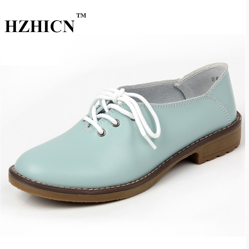 Big Size Mother Shoes for Women Casual Genuine Leather Shoes Soft Fashion Oxfords Zapatos Mujer Luxury Brand Sapatos Feminino hot sale genuine leather shoes women soft comfortable lace up zapatos mujer high quality fashion oxfords pigskin women s shoes