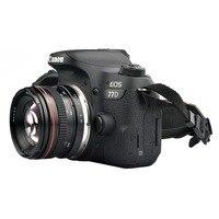 50mm F1.4 Large Aperture Portrait Manual Focus Camera Lens for Canon 550D 760D 77D 80D 5D4 Nikon D5100 D7100 D810 D750 lenses