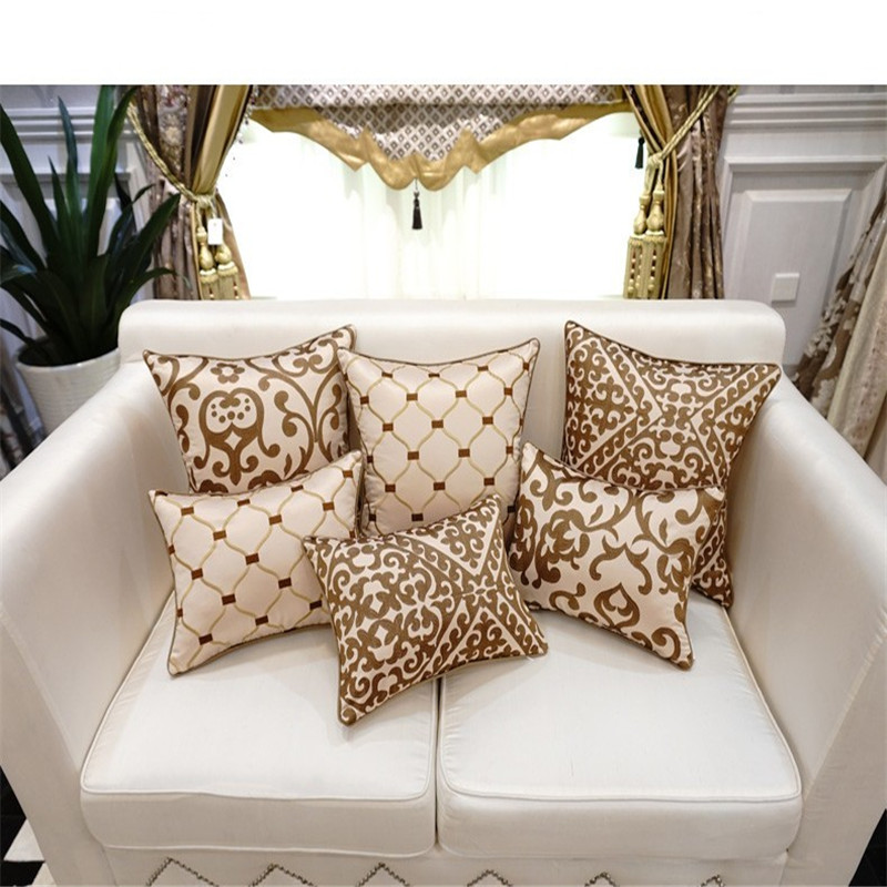 Buy bz153 luxury cushion cover pillow for International home decor stores