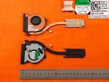 Новый охлаждающий вентилятор для ноутбука Dell Latitude E7450 (встроенная графика, радиатор) PN: EG50040S1-C490-S9A AT14A001ZSL 0J3M4Y